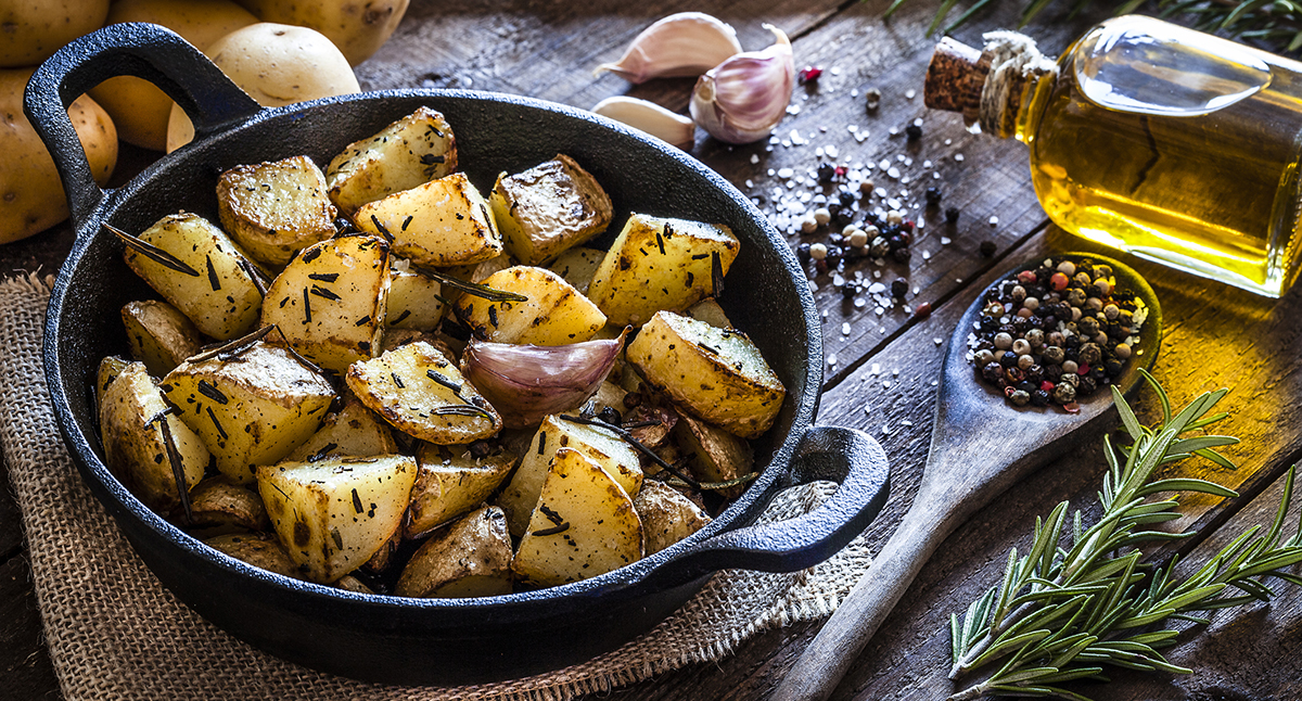 Honey-Dijon Potatoes