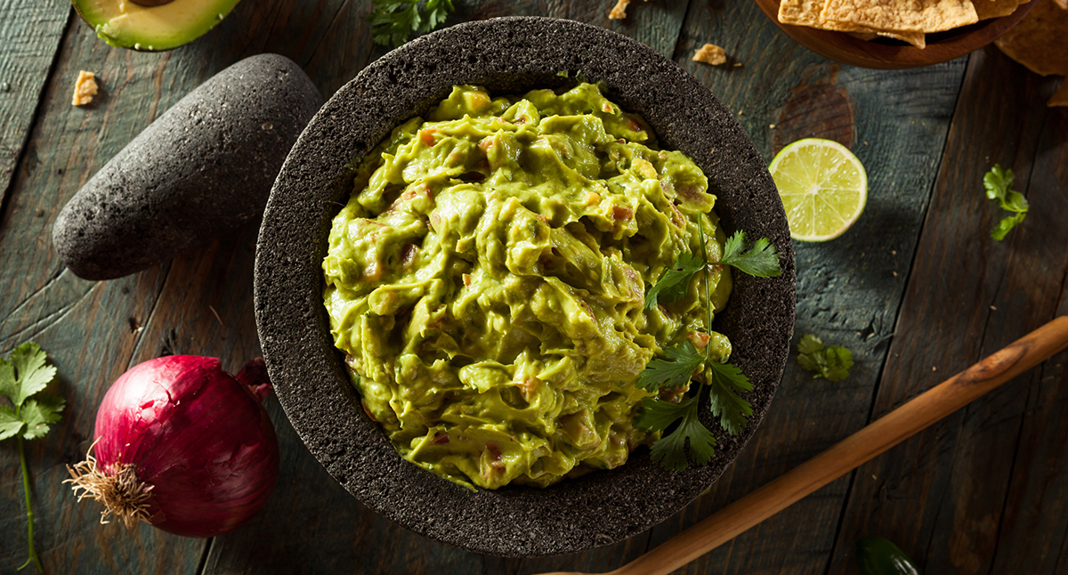 Avocado Dip with Horseradish