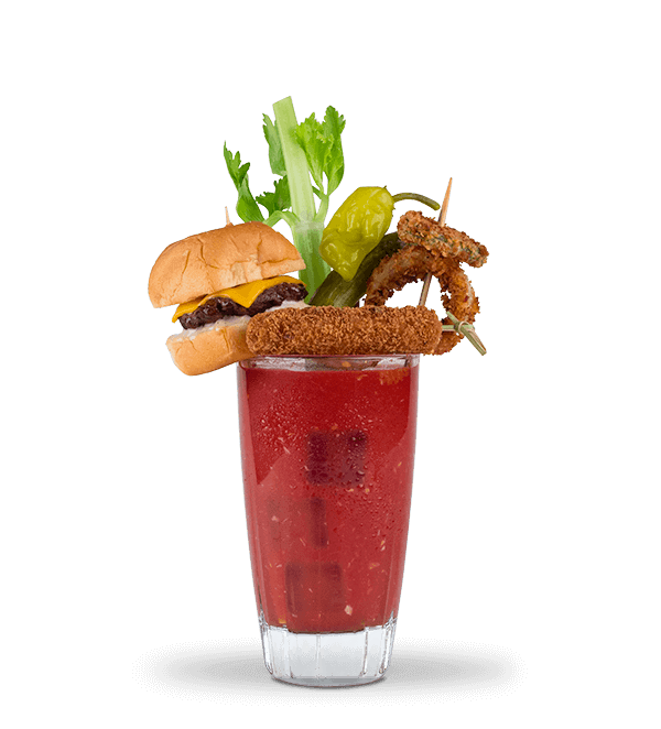 The Burger Stand | Bloody Mary Recipe