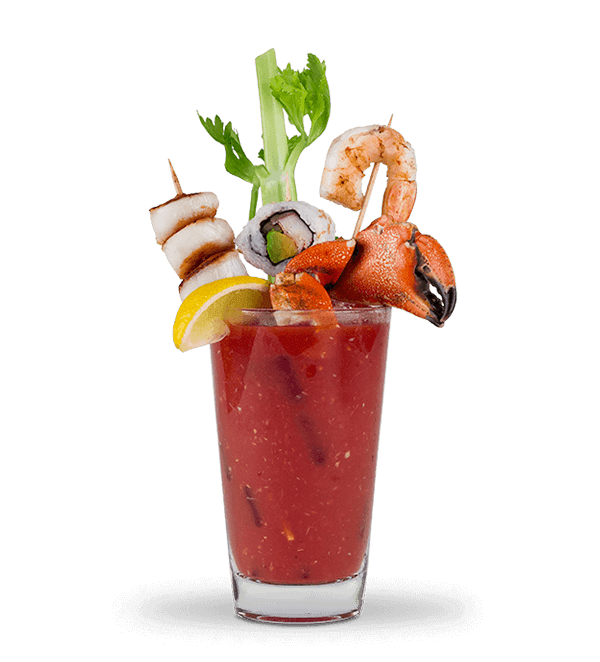 The Sea Captain | Bloody Mary Recipe